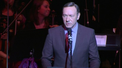Kevin Spacey Opening Speech