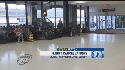 Newark Liberty due to weather